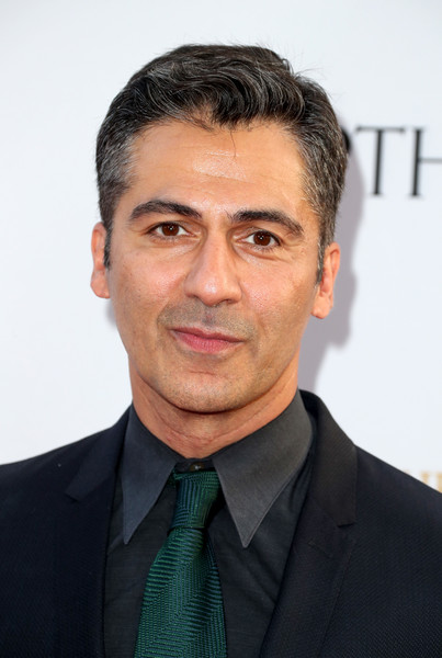 Iranian-American actor and producer, Armin Amiri